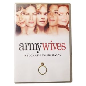 armywives- The complete fourth season DVD